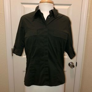 New York & Co Camp Shirt